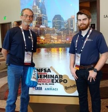 AFPG Engineer Places in Top 10% at the NFSA Conference's Design Technician Competition