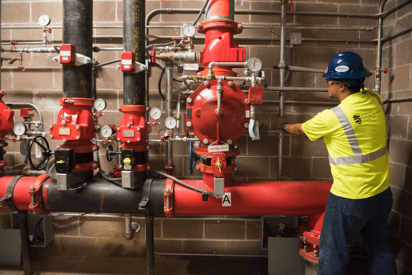 Comparing the Different Types of Fire Sprinkler Systems