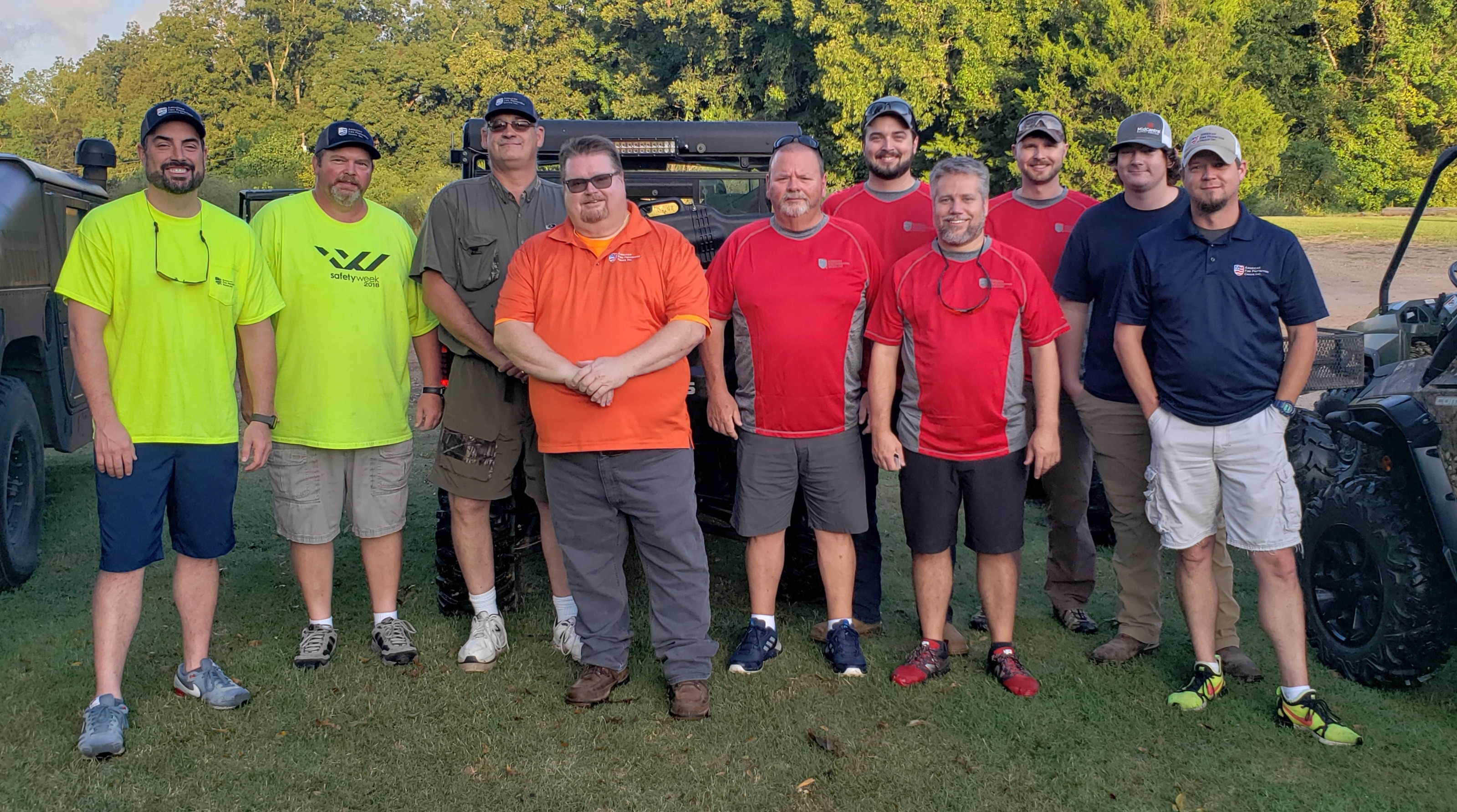 AFPG Monroe and Little Rock Teams Work Together to Raise $6,500 for a Louisiana Children's Home