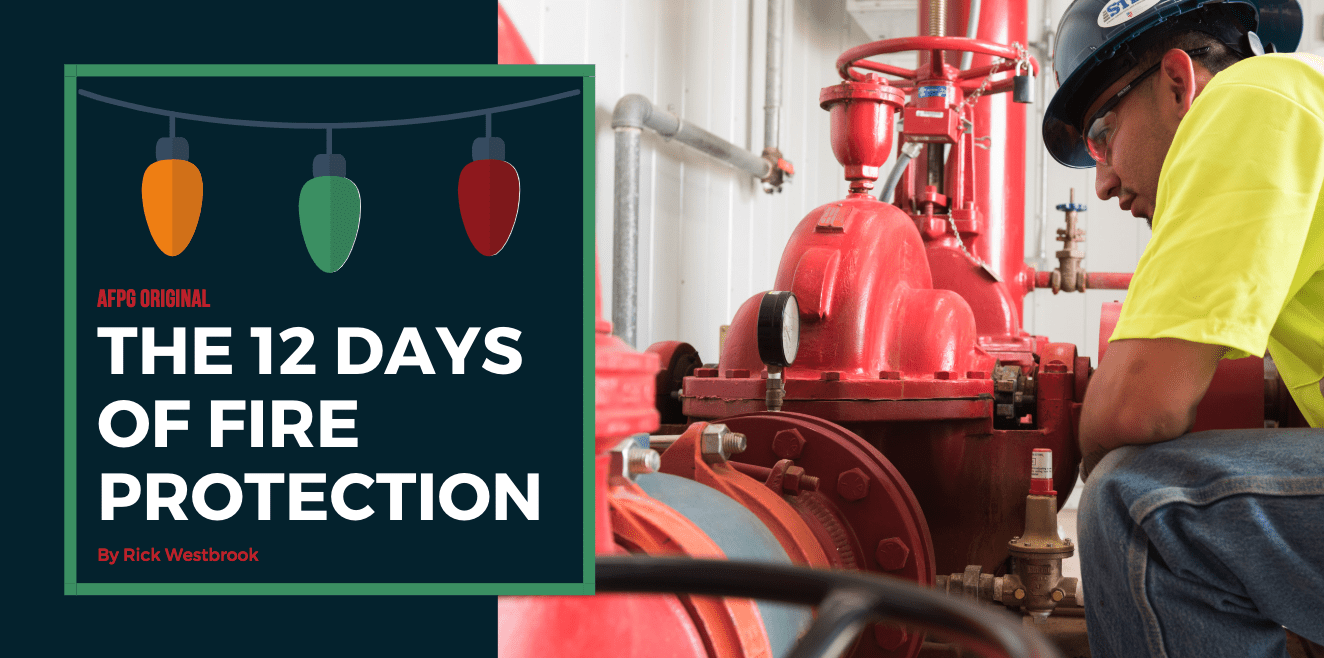 12 Days of Fire Protection