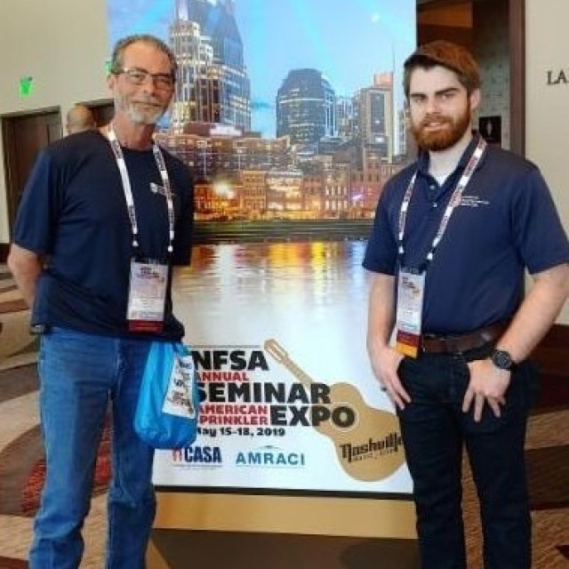 AFPG Engineer Places in Top 10% the NFSA Conference's Design Technician Competition